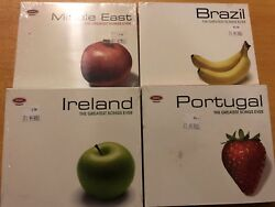 The Greatest Songs Ever - Portugal Ireland Middle East And Brazil Brand New!