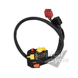 Left Combination Switch Bmw R65r80r100 /rt/rs