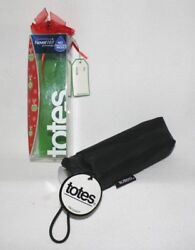 Totes Umbrellas Sunguard UPF 50 Never wet technology No dripping $16.95