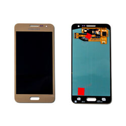 Touch Screen Digitizer AMOLED for Gold Samsung Galaxy A3 2015 SM-A300 4.5