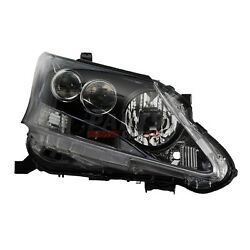 New Headlight Lens And Housing Right Fits 2010-2012 Lexus Hs250h 8114575101