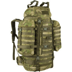 Wisport Wildcat 65l Tactical Army Rucksack Hunting Hydration Pack A-tacs Ix Camo