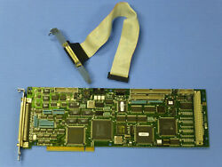 Newport Esp6000 Motion Controller Pci Card, Rev. R, Tested Working