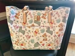 Disney Dooney & Bourke Winnie The Pooh Exclusive Large Tote Purse Sold Out NWT