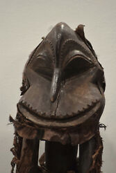 Mask African Hemba Bark Costume Monkey Mask