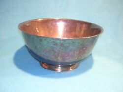 Paul Revere Sons Of Liberty Bowl Reproduction By Oneida Silversmithing