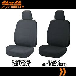 Single Hd Waterproof Canvas Seat Cover For Volvo Cross Country