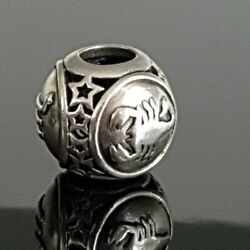 NEW Authentic Pandora Sterling Silver Scorpio Star Sign Charm #791943