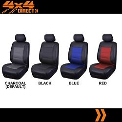 Single Water Resistant Leather Look Seat Cover For Volvo Cross Country