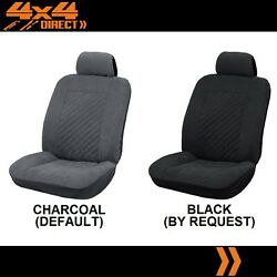 Single Embossed Microfibre Seat Cover For Volvo Cross Country