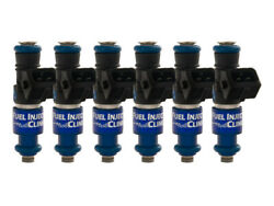 1100cc Fuel Injector Clinic Injector Set For Vw / Audi 6 Cyl 53mm High-z