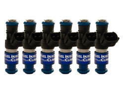 2150cc Fuel Injector Clinic Injector Set For Vw / Audi 6 Cyl 53mm High-z