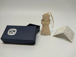 Lepi Woodcarvings - Praying Angel - Gift Box And Certificate - Solid Wood Angel