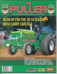 Ntpa The Puller May. 2014 Magazine - Monster Tractor Pulling - John Deere