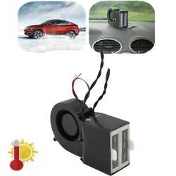 Portable Car Heating Heater 300W 500W 24V Heating Fan Auto Defroster Demister -