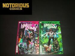 Future State Harley Quinn 1-2 Complete Comic Lot Run Set Dc Collection