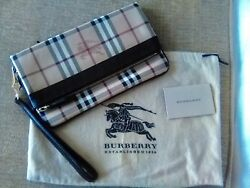 NEW!Chic!Burberry Clutch-Adeline Foldover MadeinITALY. $870.98+Shipping