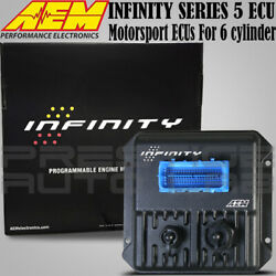 30-7106 Aem Infinity-6 506 Stand-alone Programmable Engine Management System