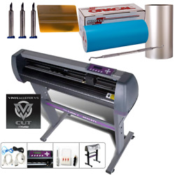 28 Uscutter Mh721 Vinyl Cutter And Paint Mask Stencil Kit With Oramask 813