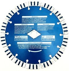 7 Diamond Blade For Roof Tile, Pavers, Concrete And Masonry Materials
