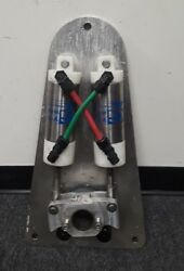 Gyro Gale Stabilizer, Top Mount Plate With Double Cylinder And Torque Arm