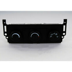 ACDELCO 15-74175 - Heater Control Assembly