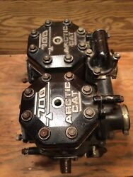 1999-2000 Arctic Cat ZR 700 Engine Complete 0662-260