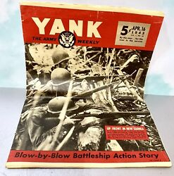 Vintage Articles 1943 Yank The Army Weekly