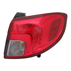 New Premium Fit Passenger Side Outer Tail Light Assembly 23350632 NSF