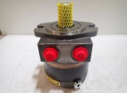Parker Hannifin 110a-106-at-0 Hydraulic Motor 1 Keyed Shaft,