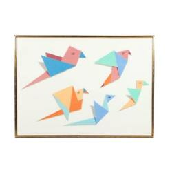 1975 Todd McKie Signed Limited Edition Serigraph