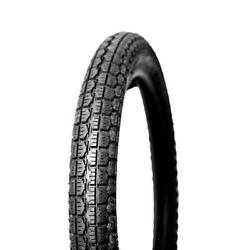 Pneumatic Tire Sculpted 2.50 X 19 Mondial 98 Extra 125 Luxury 125 Special