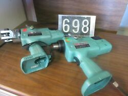 Arm Cordless Swager Hs12-mh120 And Hs12-mh230 2 Units One Price