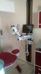 3 Step-table Mount Surgical Dental Microscope - Manual - Wd Accessories