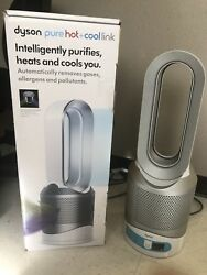 dyson pure hotcool link air purifier heater fan