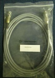 Agilent 04145-61622 Triaxial Cable For 4145 /4155 /4156 Parametric Analyzers