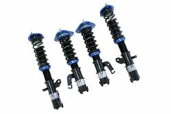 For 90-93 Toyota Celica Gt/gts Fwd Only Megan Racing Ez Ii Street Coilover Kit