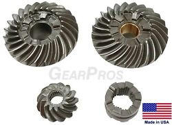 M2 Lower Unit Gear Set 135-300hp Evinrude Etec Outboard Gears 5007389 - 0347373