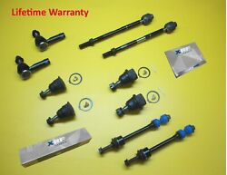 Xrf Upper Lower Ball Joint Inner Outer Tie Rod Sway Bar Link Ram 1500 06-08 Life