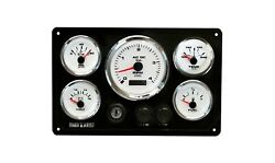 Vetus Engine Instruments Panel 100 Usa Made Pre Wired