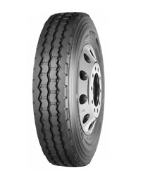 4 New BFGoodrich Cross Control 38565R22.5 Load J 18 Ply Commercial Tires