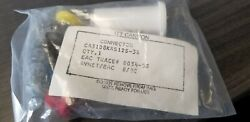 Itt Cannon Ca3108krs12s3s Connector New Free Shipping
