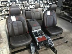 Ford  King Ranch Seats and Console 2017 F150