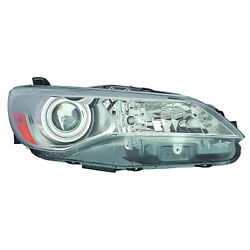 New Premium Fit Passenger Side Headlight Assembly 8111006860 NSF