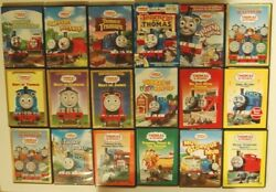 Lot of 22 DVDs: Thomas & Friends-18 LEGO NinjagoClutch Powers-3 BoxTrolls