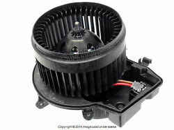 Mercedes w203 w209 Climate Control Blower Motor Assembly BEHR OEM +WARRANTY