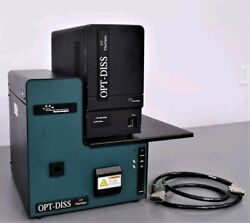 Complete System Leap Opt-diss Uv Fiber Optic Spectrometer Symphony-solo-fast