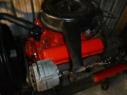 1967 Chevy 283 V8 Complete Running Engine 3834812 Drop In Ready Will Ship