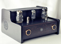 Stereo Integrated Tube Amplifier Belcanto 6s33s 5u4 High End Class A