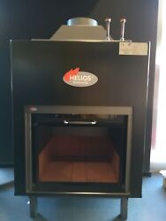 Helios Iwood 180 Thermo Fireplace Wood Thermo Fireplace - Outlet